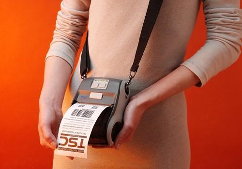 Tsc Alpha 3r Portable Receipt Label Printer All Id Asia