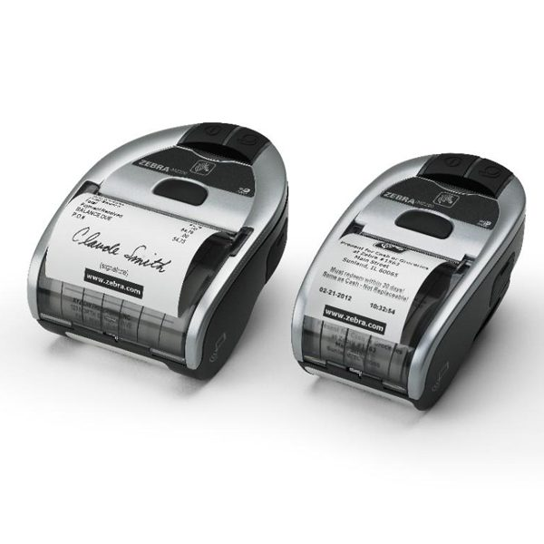 Zebra iMZ 220 Mobile Receipt Printer
